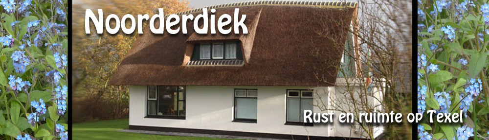 Bed and Breakfast Noorderdiek, Oosterend,Texel
